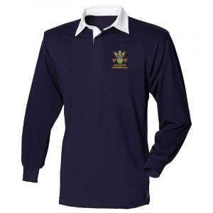 Plain Rugby Shirt